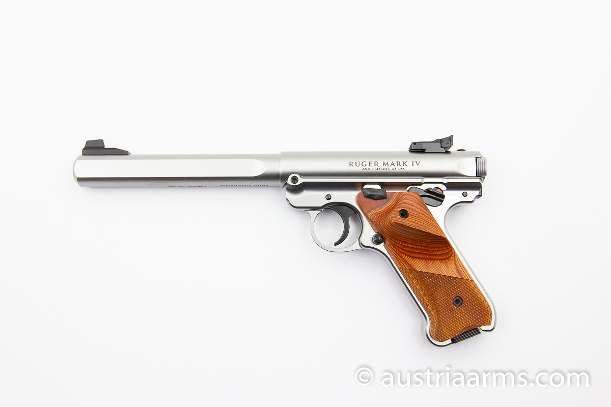 Ruger Mark IV Competition Stainless - Image 1
