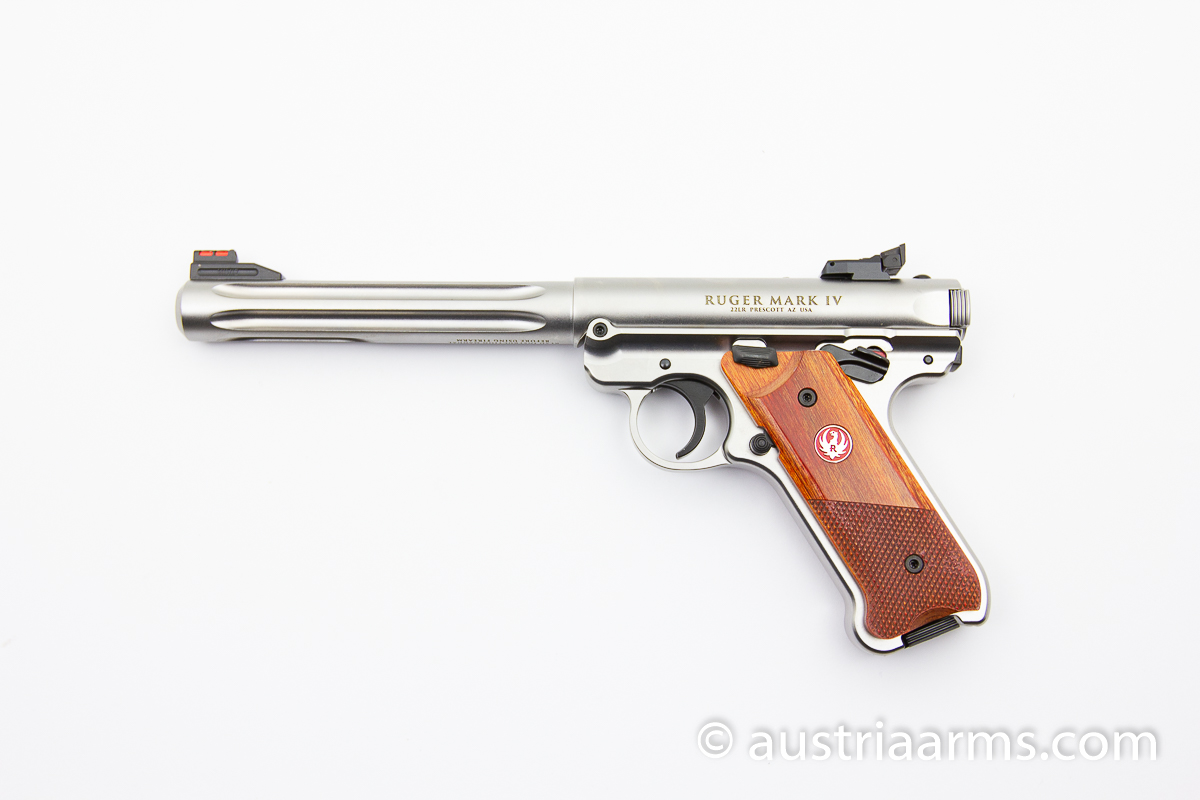 Ruger Mark IV Hunter, .22 LR - Image 1