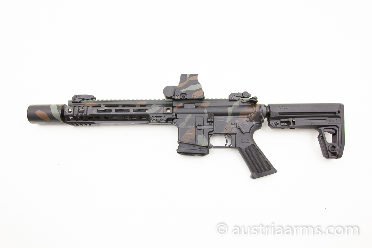 Oberland Arms OA15 SL 10 Superlight Custom, .223 Rem - Image 1