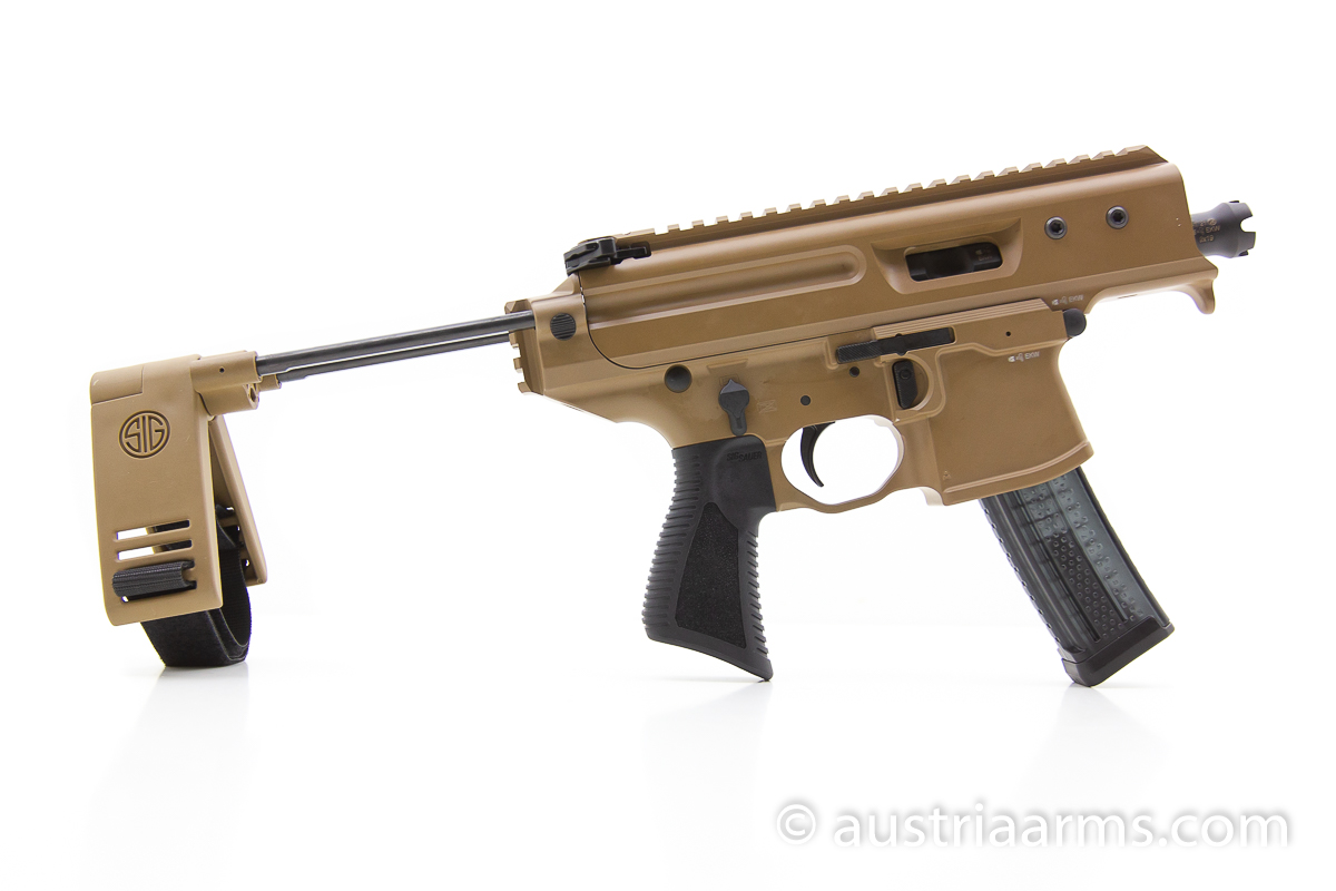 SIG Sauer MPX Copperhead, 9 x 19 mm - Image 1