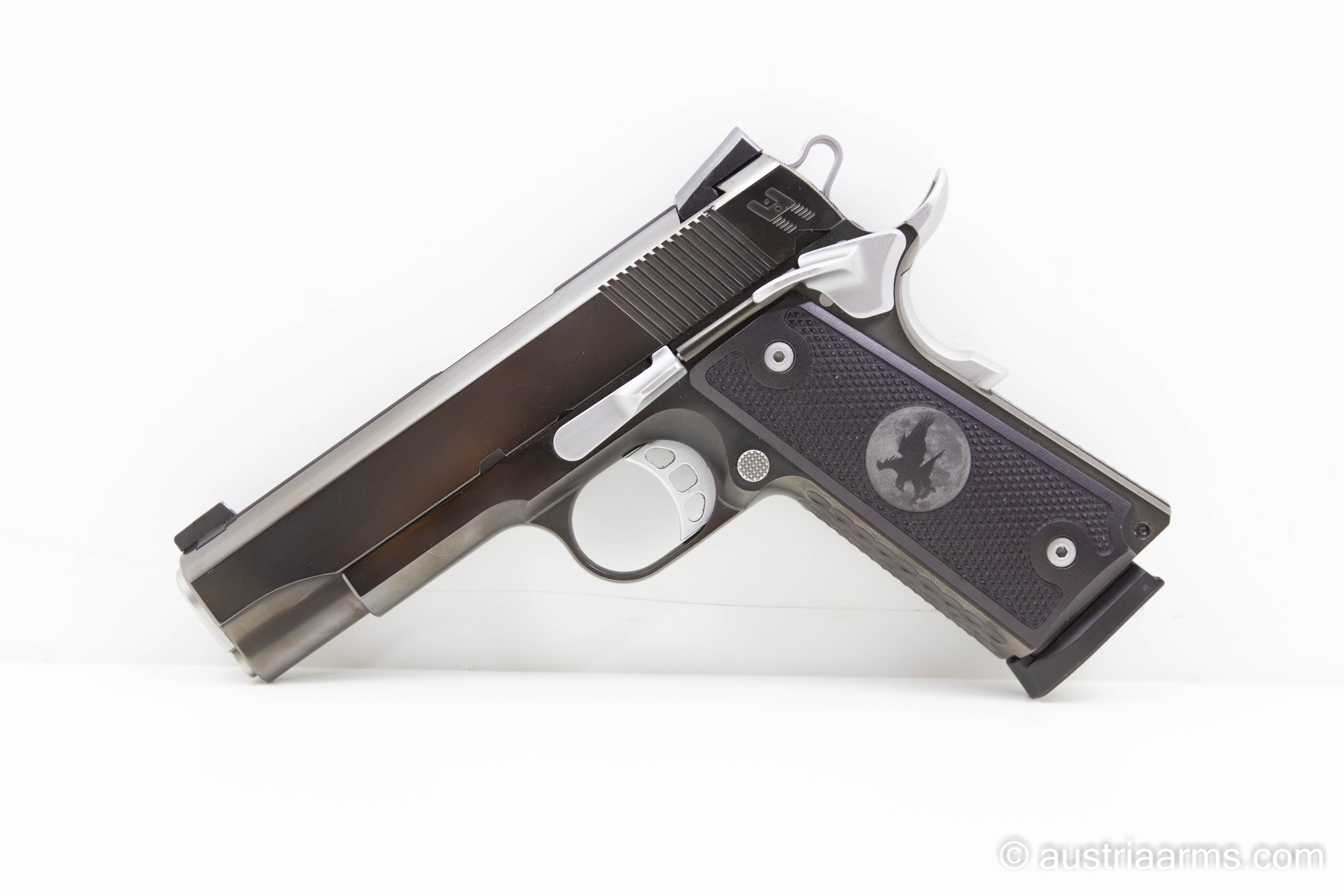 Night Hawk Heinie Custom Commander, 9 x 19 mm - Image 1