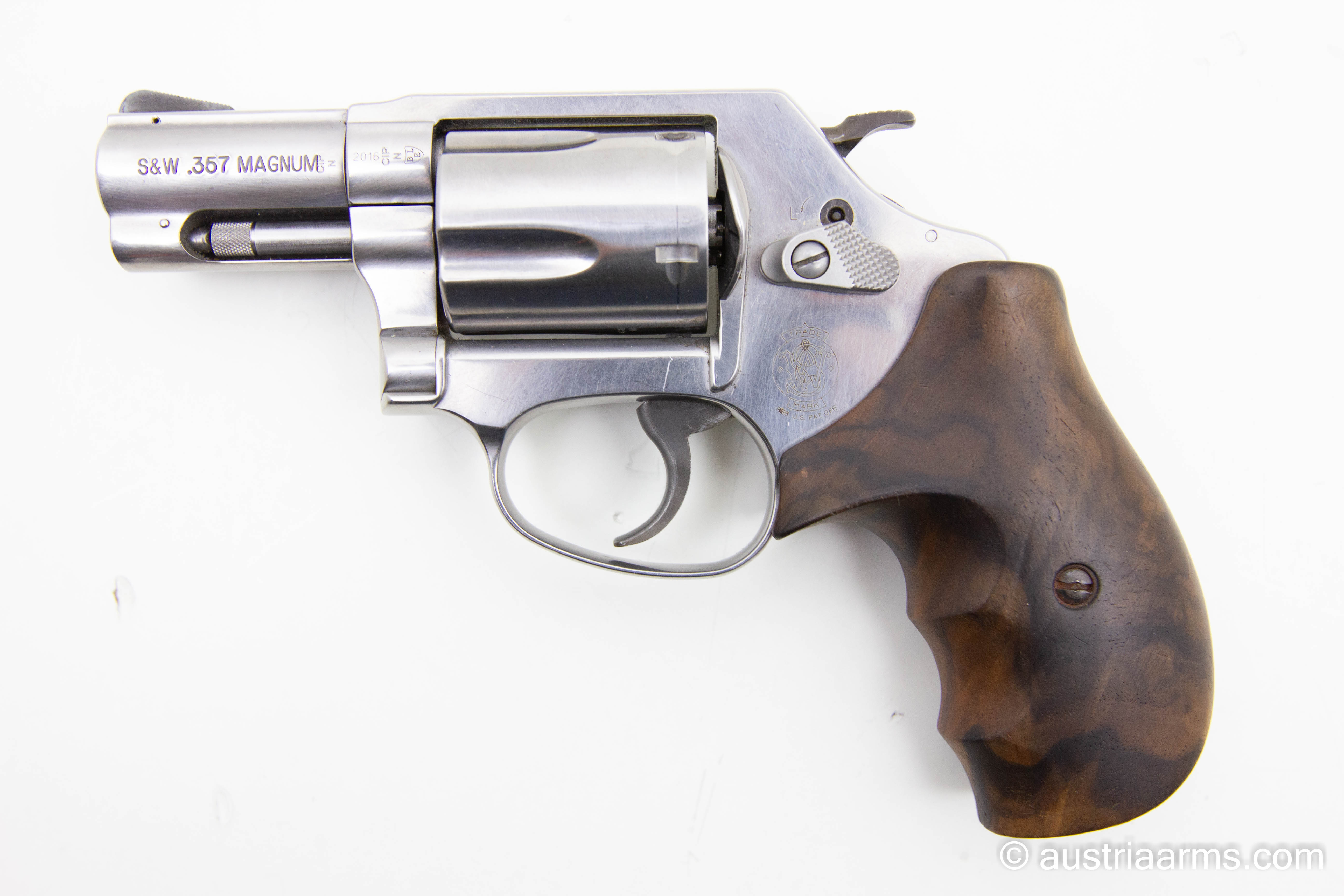 Smith & Wesson Mod. 60, 357 Magnum - Image 1