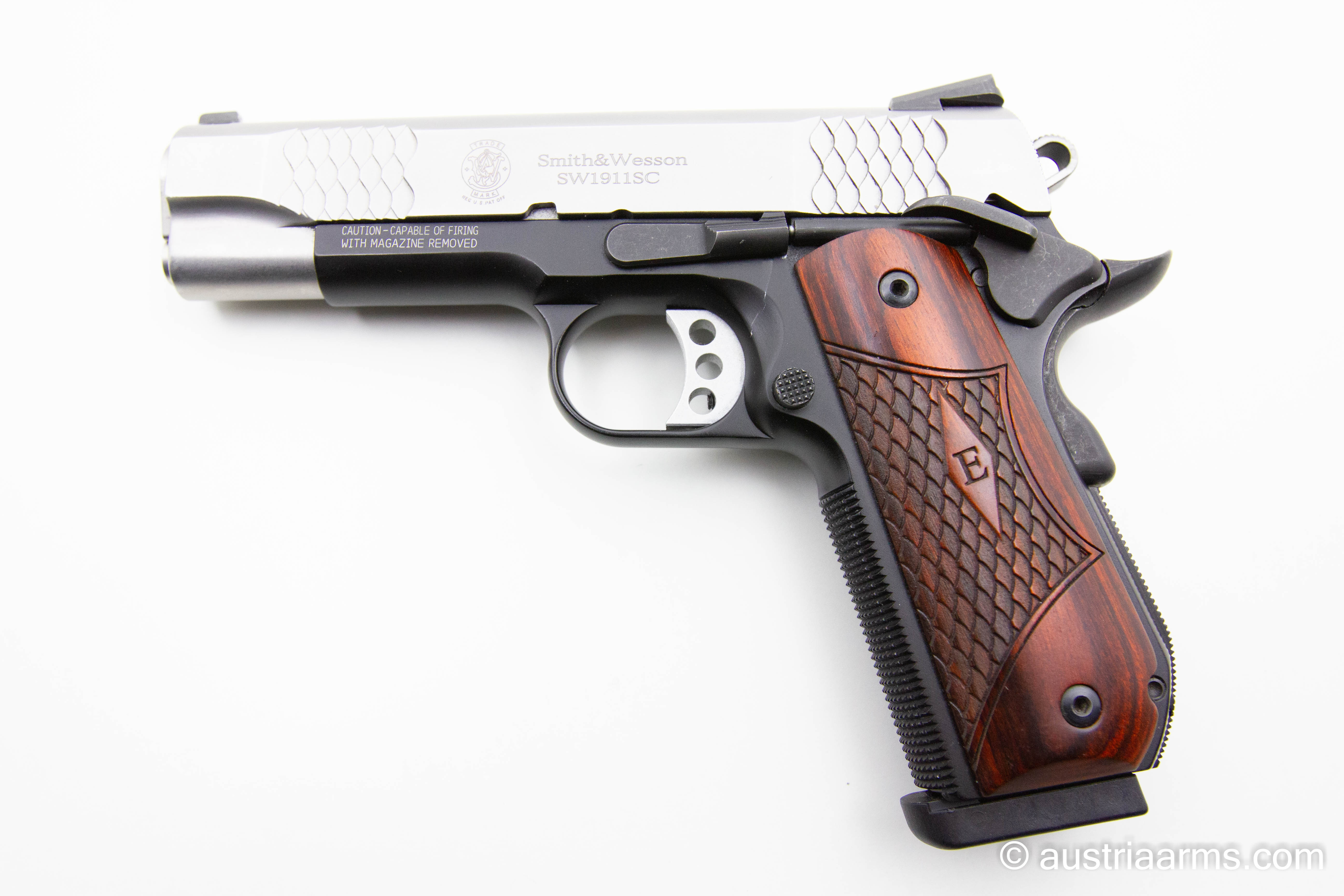 Smith & Wesson 1911 SC  E-Series, .45 ACP - Image 1