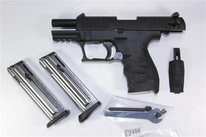 Walther P22Q,  .22 LR - Image 2
