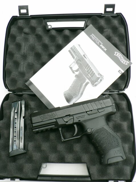 Walther PPX,  9 x 19 mm - Image 2
