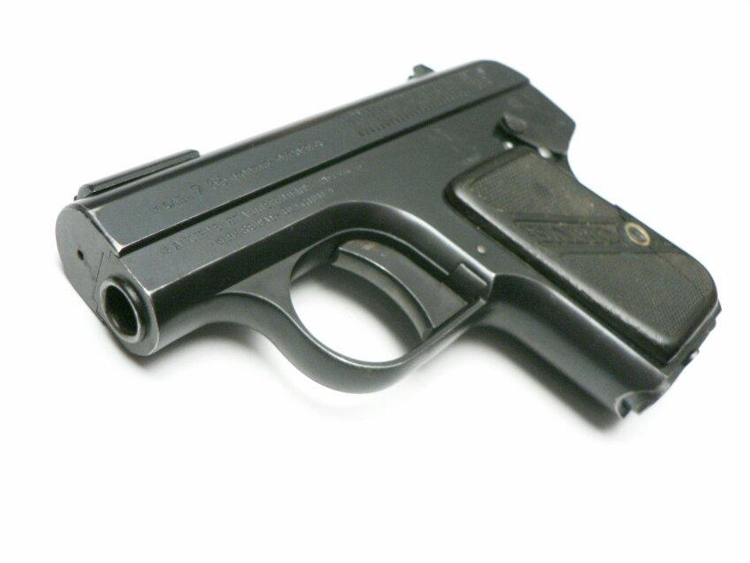 pistole um 1930