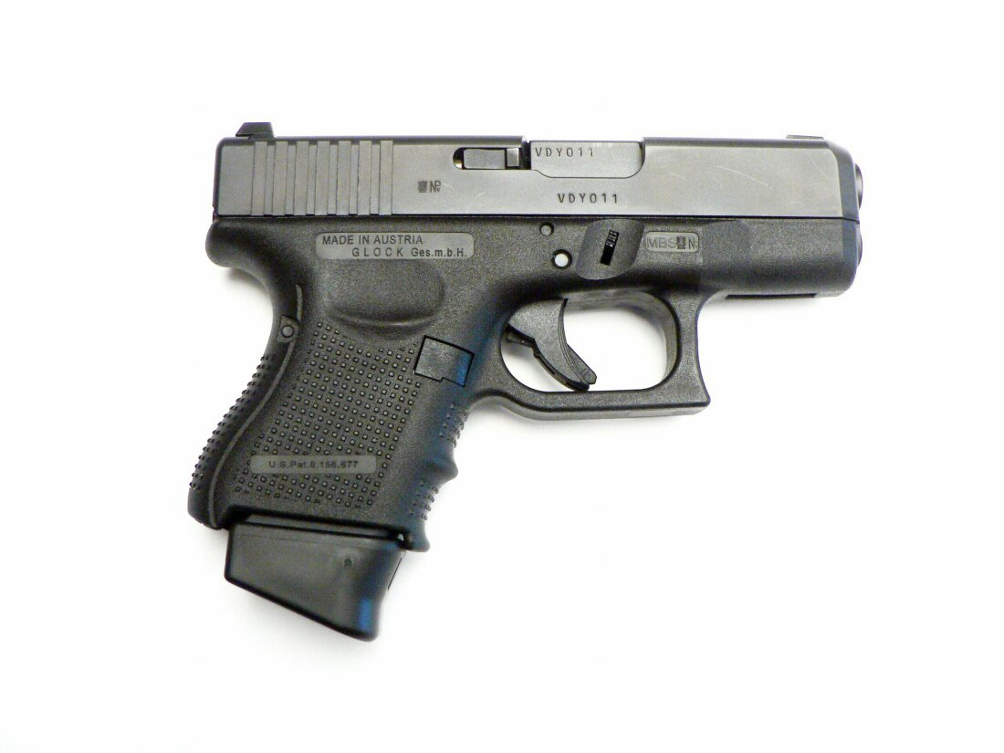 Glock 26 Generation 4,  9 x 19 mm - Image 2