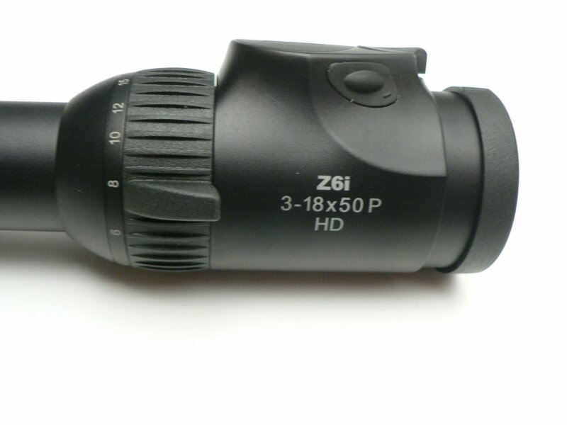 Swarovski Z6i 3-18x50P BRX-I Rifle Scope - LONG RANGE- - Image 2