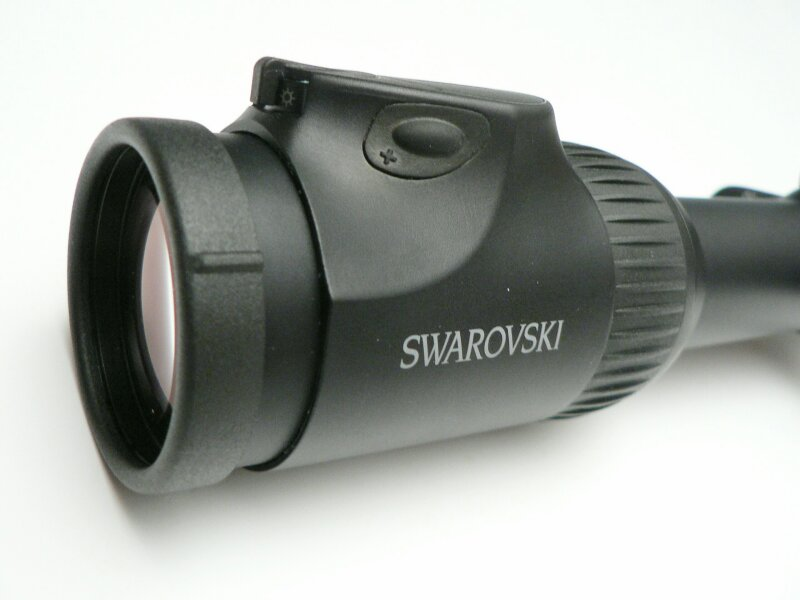 Swarovski Z6i 2.5-15x56 P 4A-I Rifle Scope  - LOW LIGHT NIGHT HUNTING- - Image 2