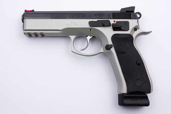 CZ 75 SP01 ShadowMamba, 9 x 19 mm - Image 2