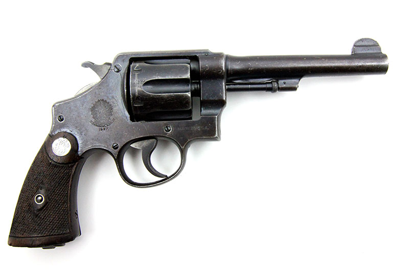 Smith & Wesson Mod. M1917 .45 ACP - Image 2