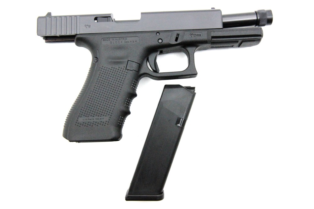 Glock 17 Gen4 Tactical, 9 x 19 mm - Image 2