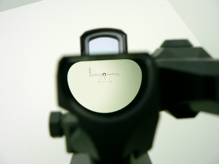 Leupold  D-EVO 6x20 mm (Dual enhanced view optic) / LCO Red Dot  - Image 2