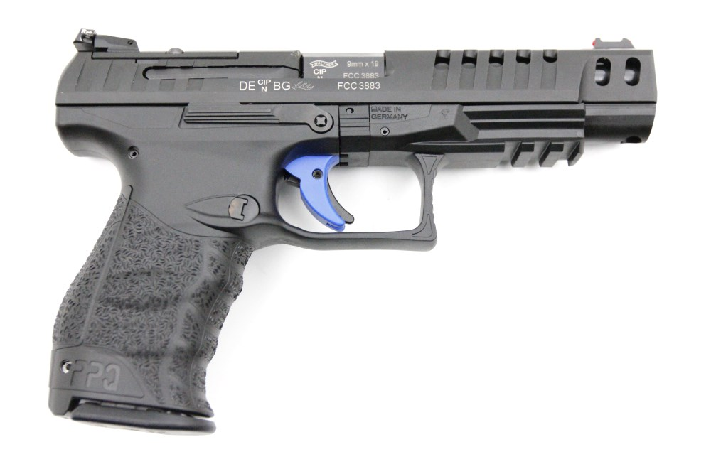Walther Q5 Match, 9 x 19 mm - Image 2