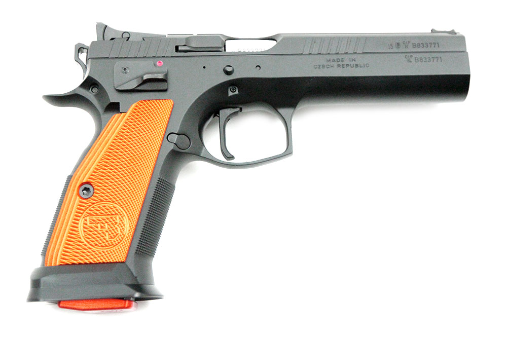 CZ 75 Orange Tactical Sports, 9 x 19 mm - Image 2