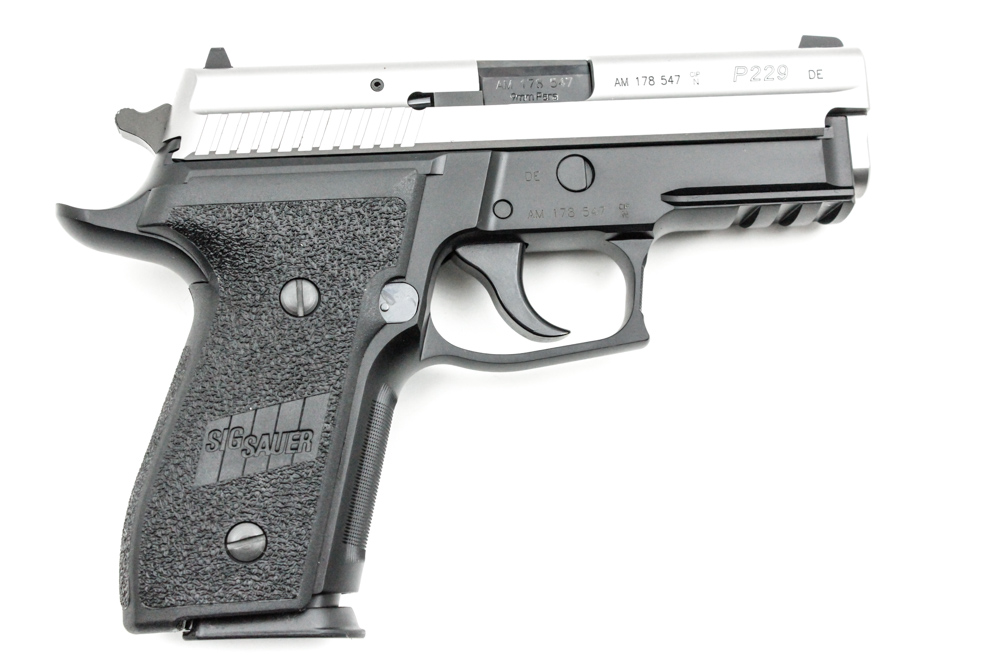 SIG Sauer P229 Stainless Two Tone, 9 x 19 mm - Image 2