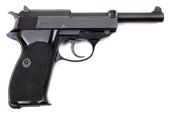 Walther P38, 22 LR - Image 2