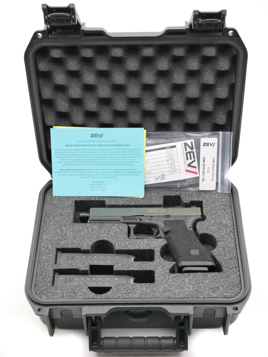 ZEV Technologies Z17 SOCOM-SD, 9 x 19 mm - Image 2