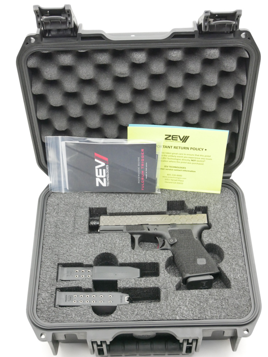 ZEV Technologies Z19 HEXAGON-SD, 9 x 19 mm  - Image 2