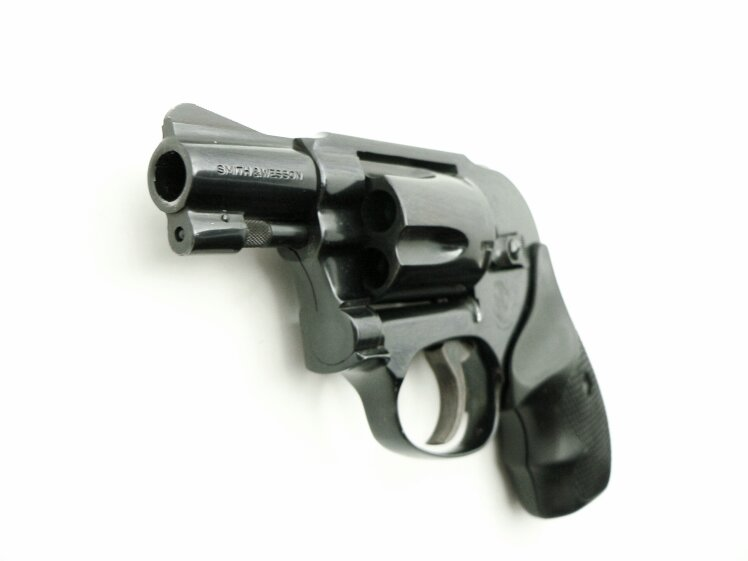 Smith & Wesson Mod. 49, Bodyguard, .38 Special - Image 2