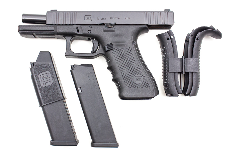 Glock 17 Gen4 FS Front Serations, 9 x 19 mm - Image 2