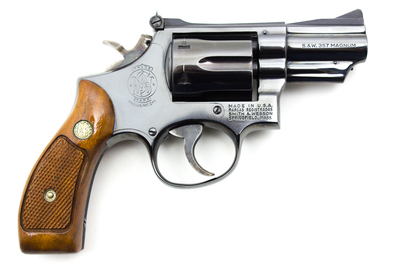 Smith & Wesson Mod. 19, .357 Magnum - Image 2