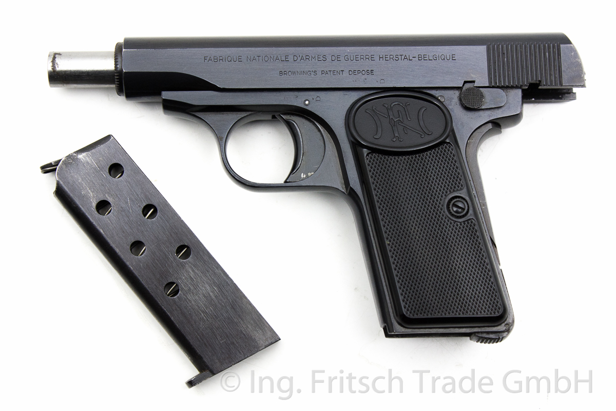 FN Browning Modell 1910, .32 ACP  - Image 2