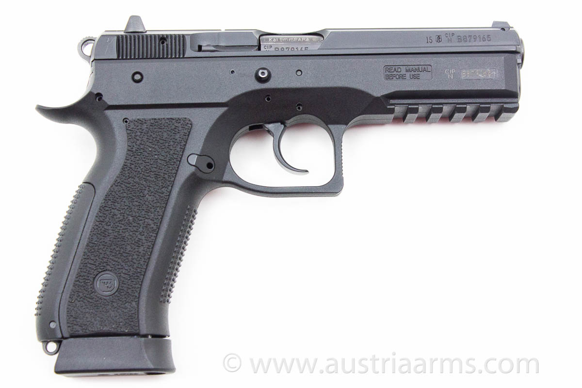 CZ-75 SP-01 Phantom, 9x19mm  - Image 2