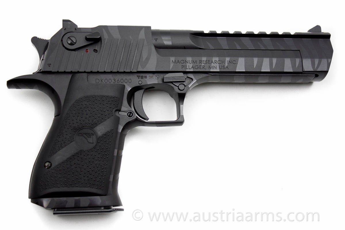 Desert Eagle Black Tiger - Image 2