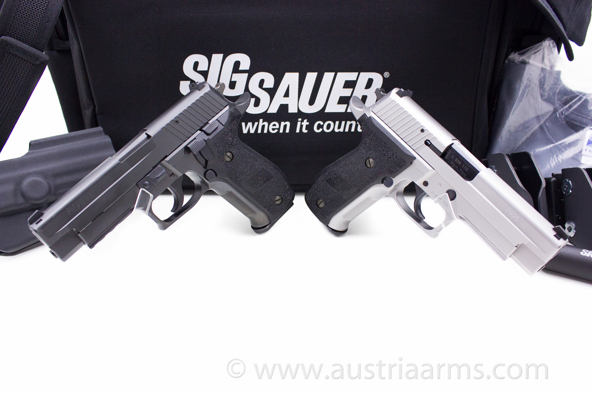 SIG Sauer P226 9x19 mm - CHAMPIONS PACKAGE - - Image 2