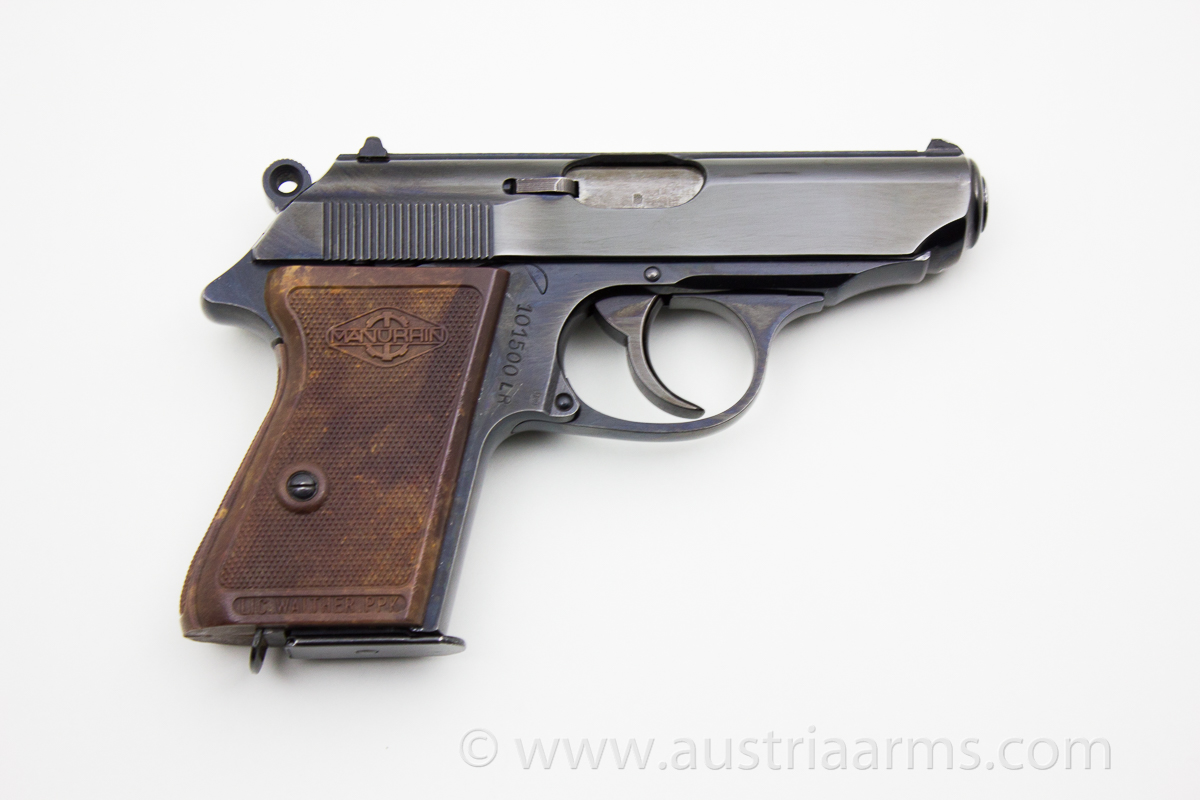 Manhurin - Walther PPK, .22LR - Image 2