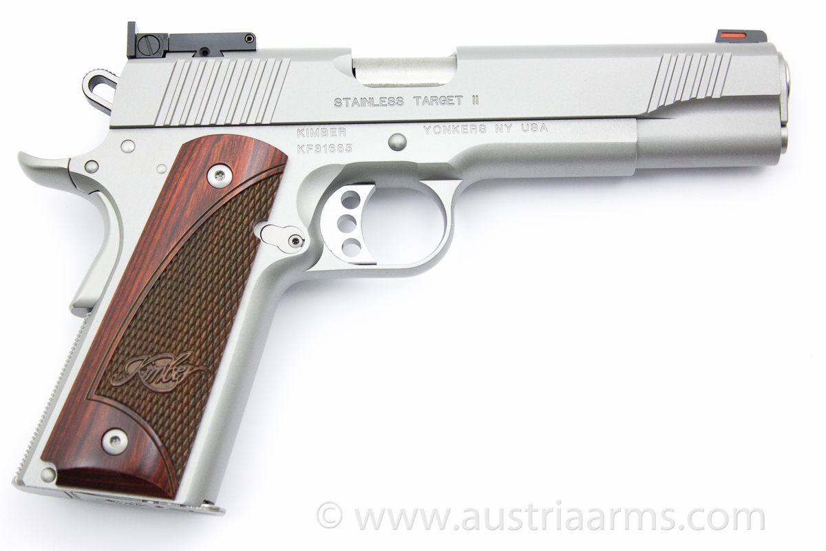 Kimber Stainless Target II, 9x19mm - Image 2