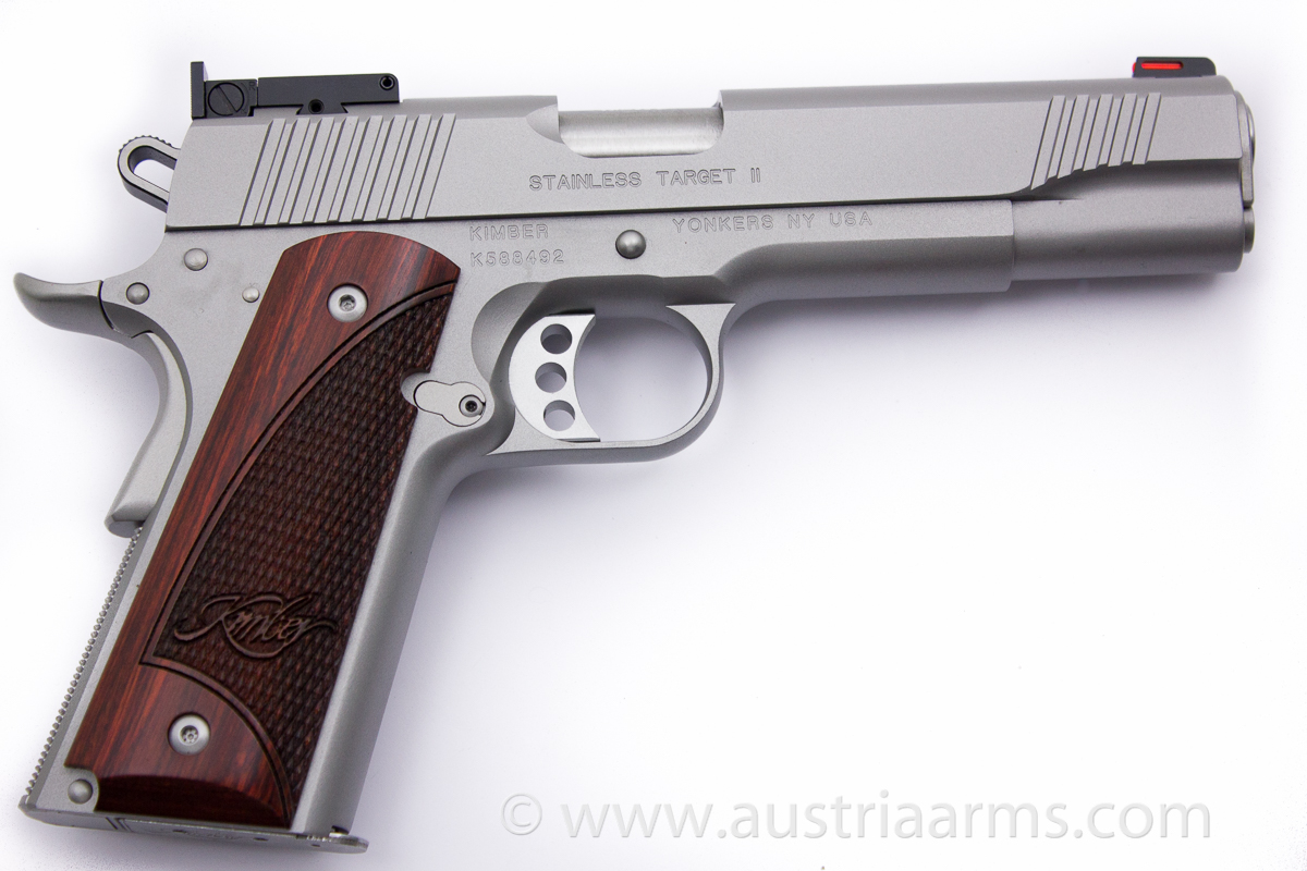 Kimber Stainless Target II, .45 ACP - Image 2