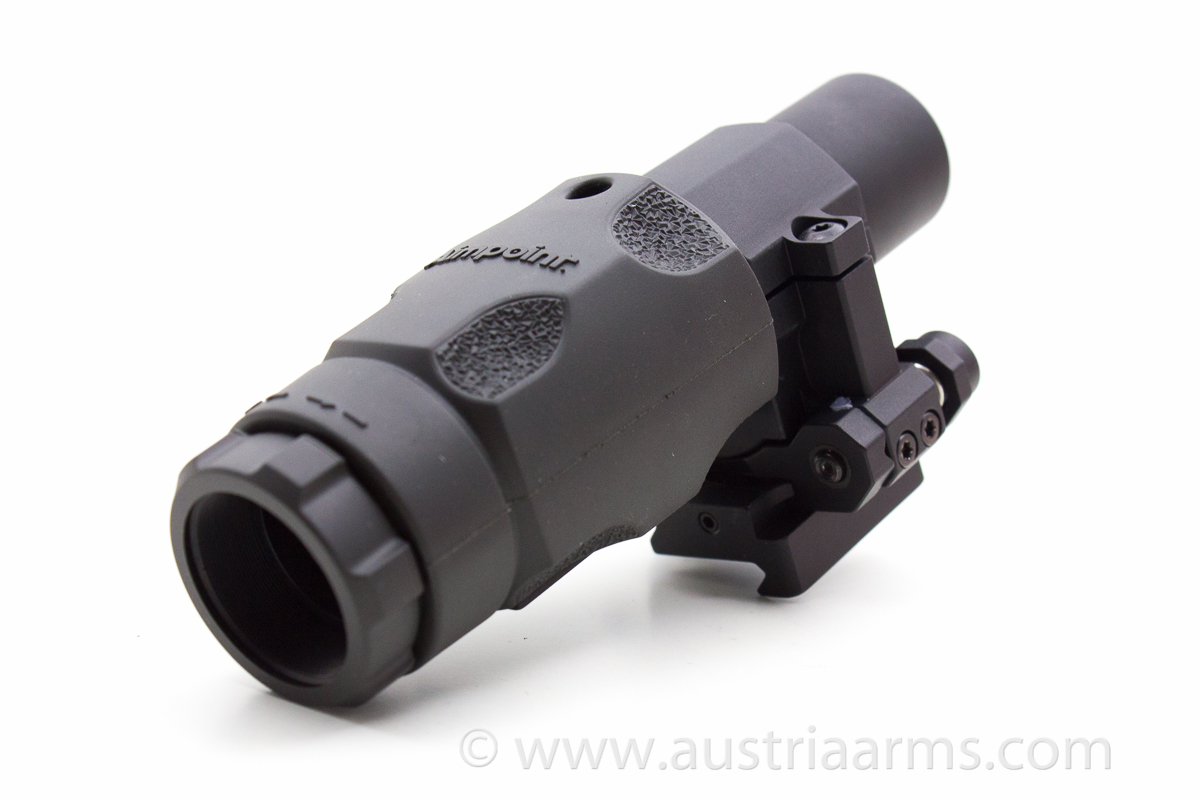 Aimpoint 6x Magnifier inkl. Filp Mount 39mm Höhe mit Twist Base - Image 2