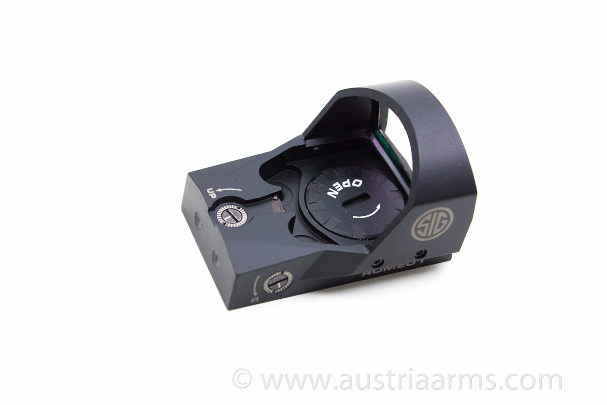 Sig Optics ROMEO 1 Rotpunktvisier  - Image 2