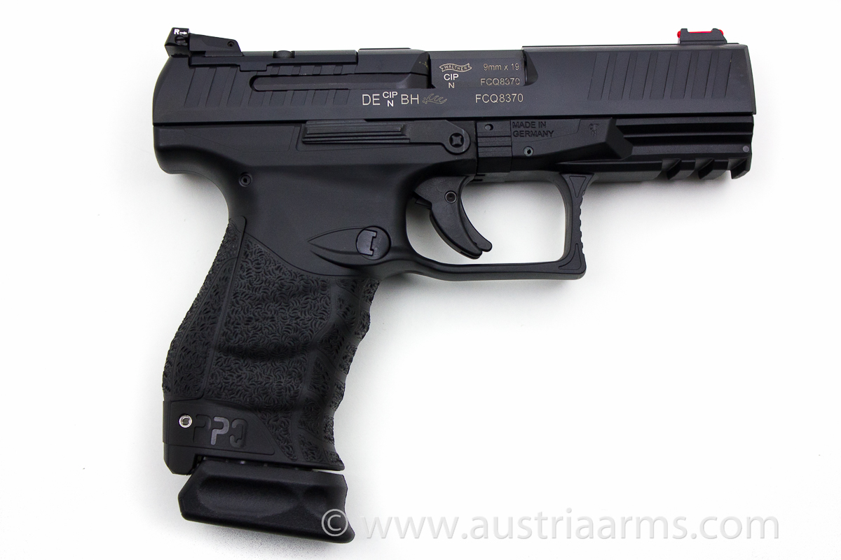Walther PPQ Q4, 9 x 19 mm  - Image 2