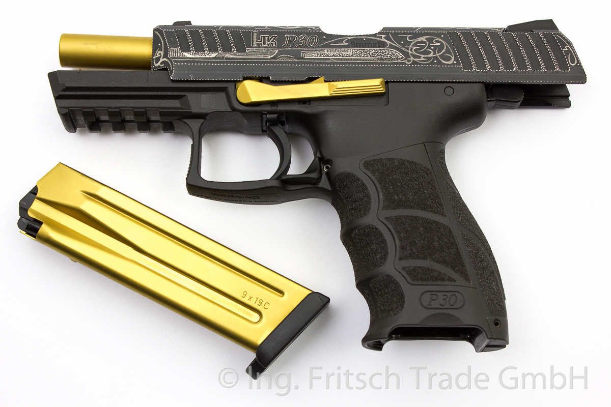 Heckler & Koch P30 Luxury, 9 x 19 mm - Image 2