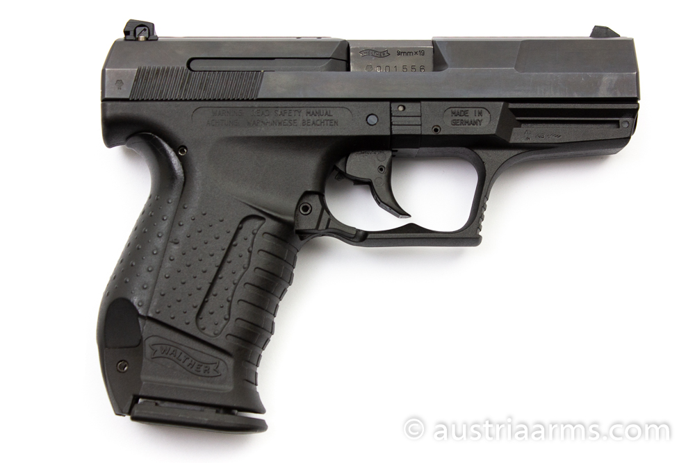 Walther P99 AS, 9 x 19 mm - Image 2