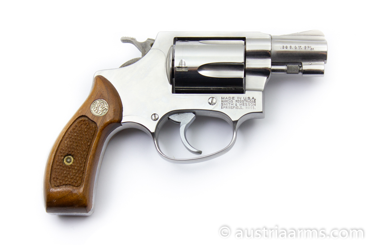 Smith & Wesson Mod. 60 Stainless, .38 Special  - Image 2