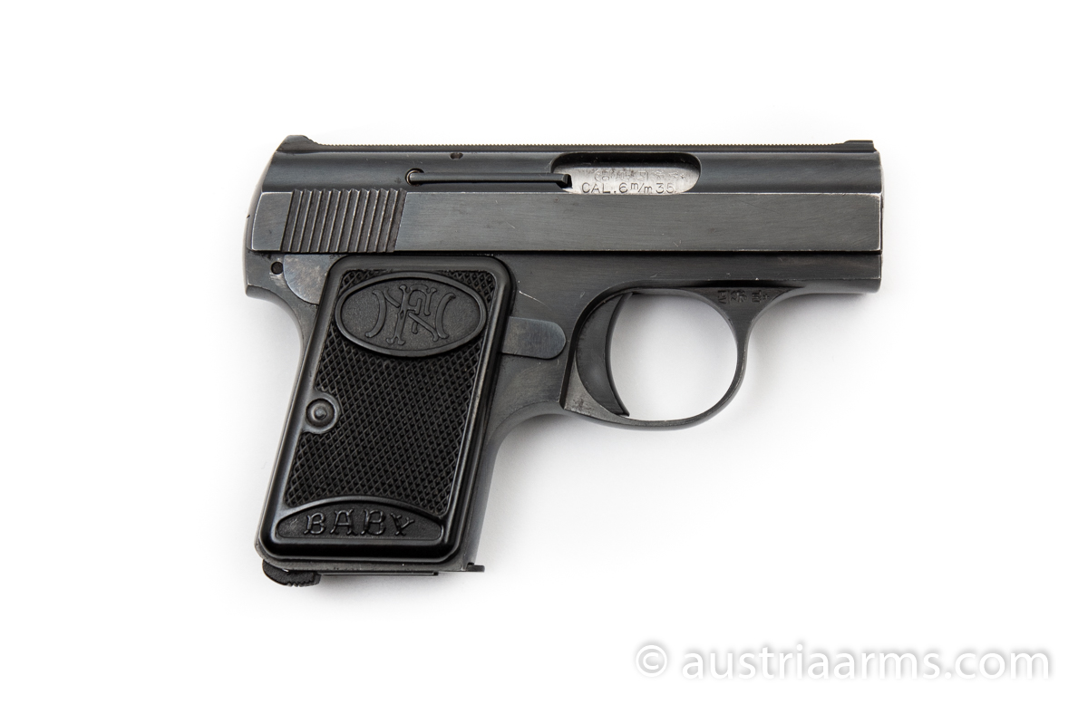 FN Browning Baby,   6,35 mm / .25 ACP - Image 2