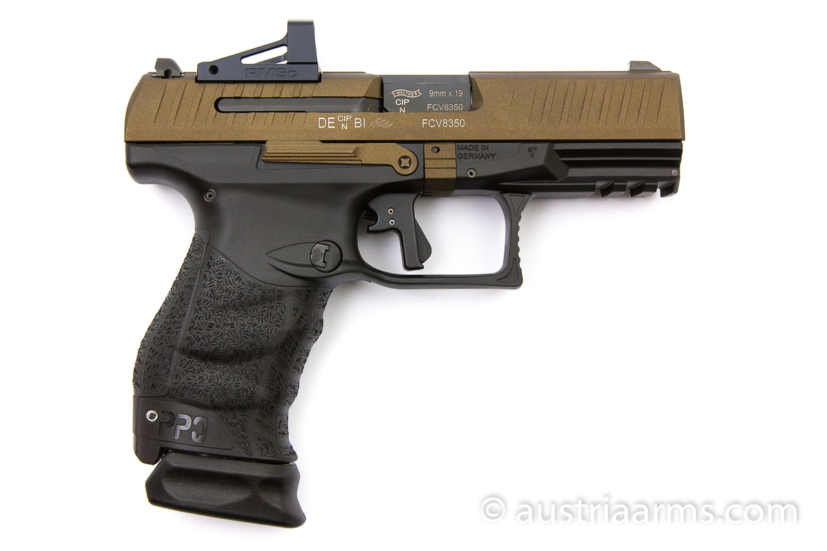 Walther PPQ M2 - Walther Meistermanufaktur-  9 x 19 mm - Image 2