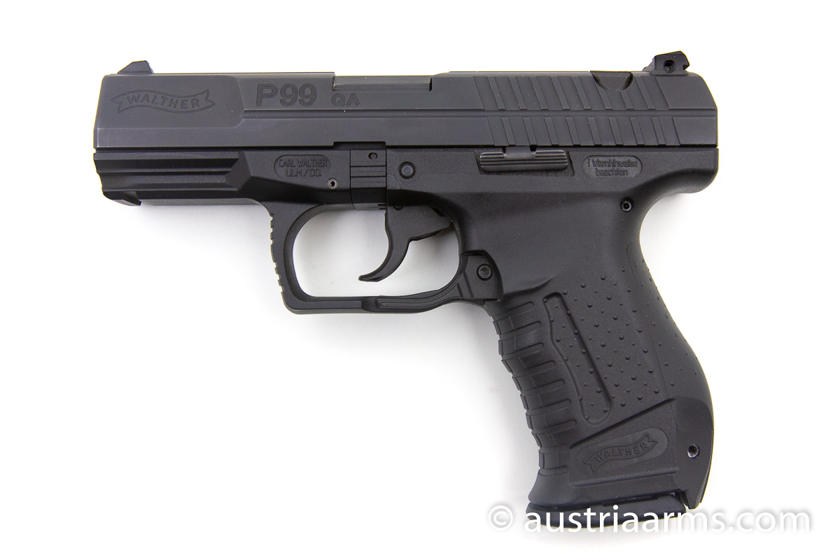 Walther P99 QA, 9 x 19 mm - Image 2