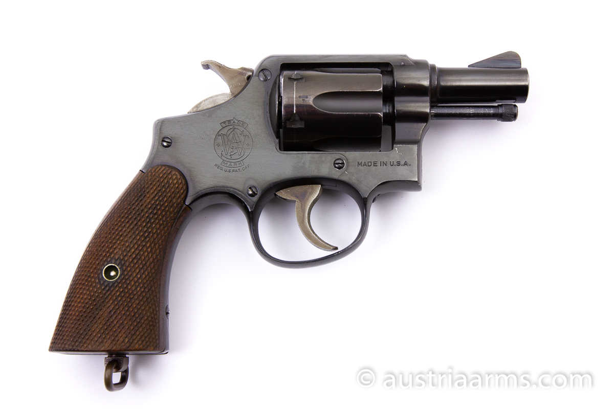 Smith & Wesson Mod. 10 Military, .38 Special - Image 2
