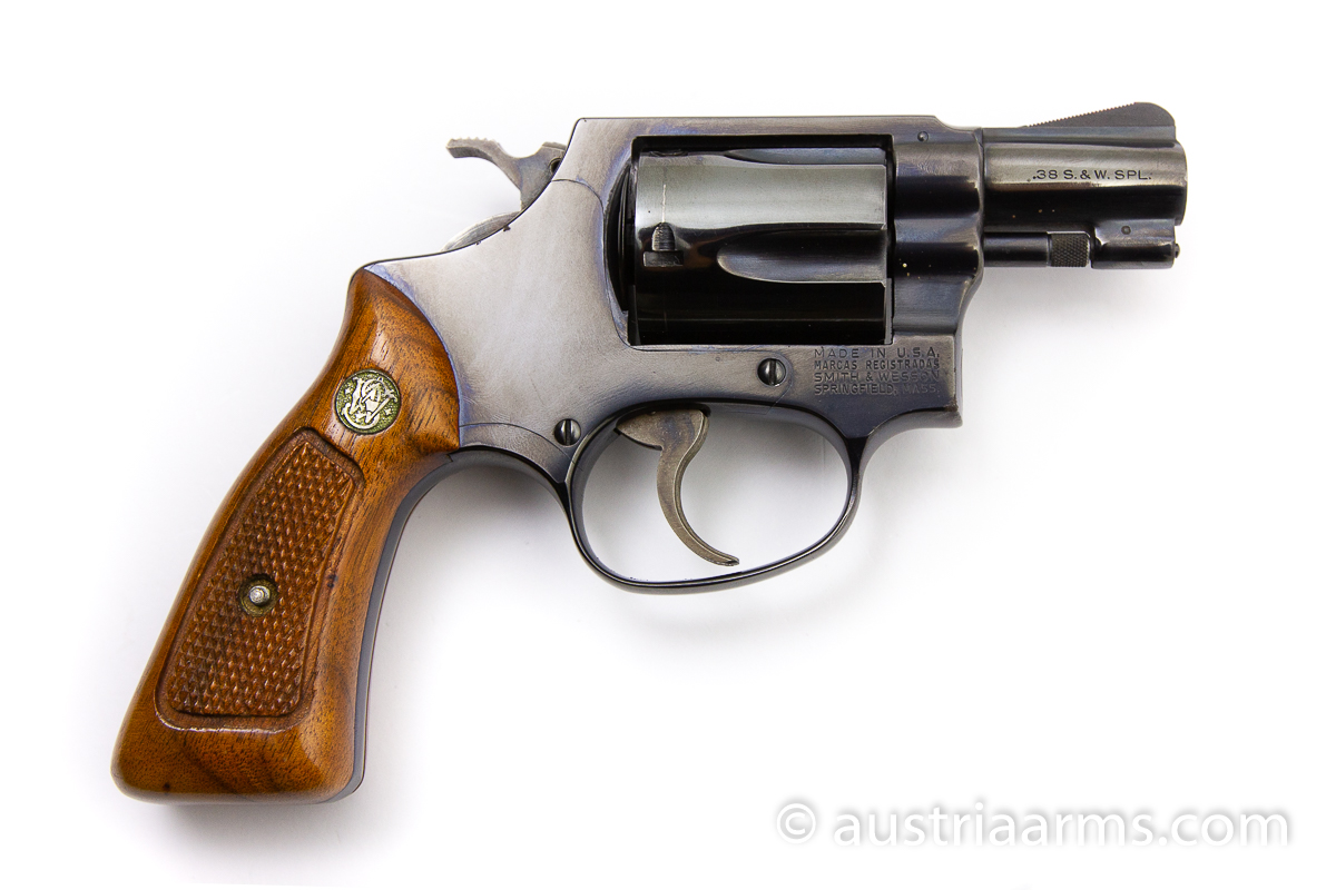 Smith & Wesson Mod. 36,  .38 Special - Image 2