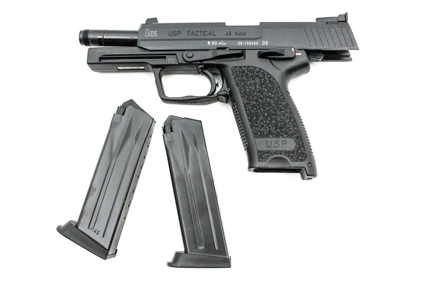 Heckler & Koch USP Tactical - Image 2