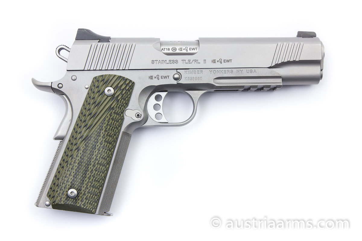 Kimber Stainless TLE / RLII, .45 ACP - Image 2