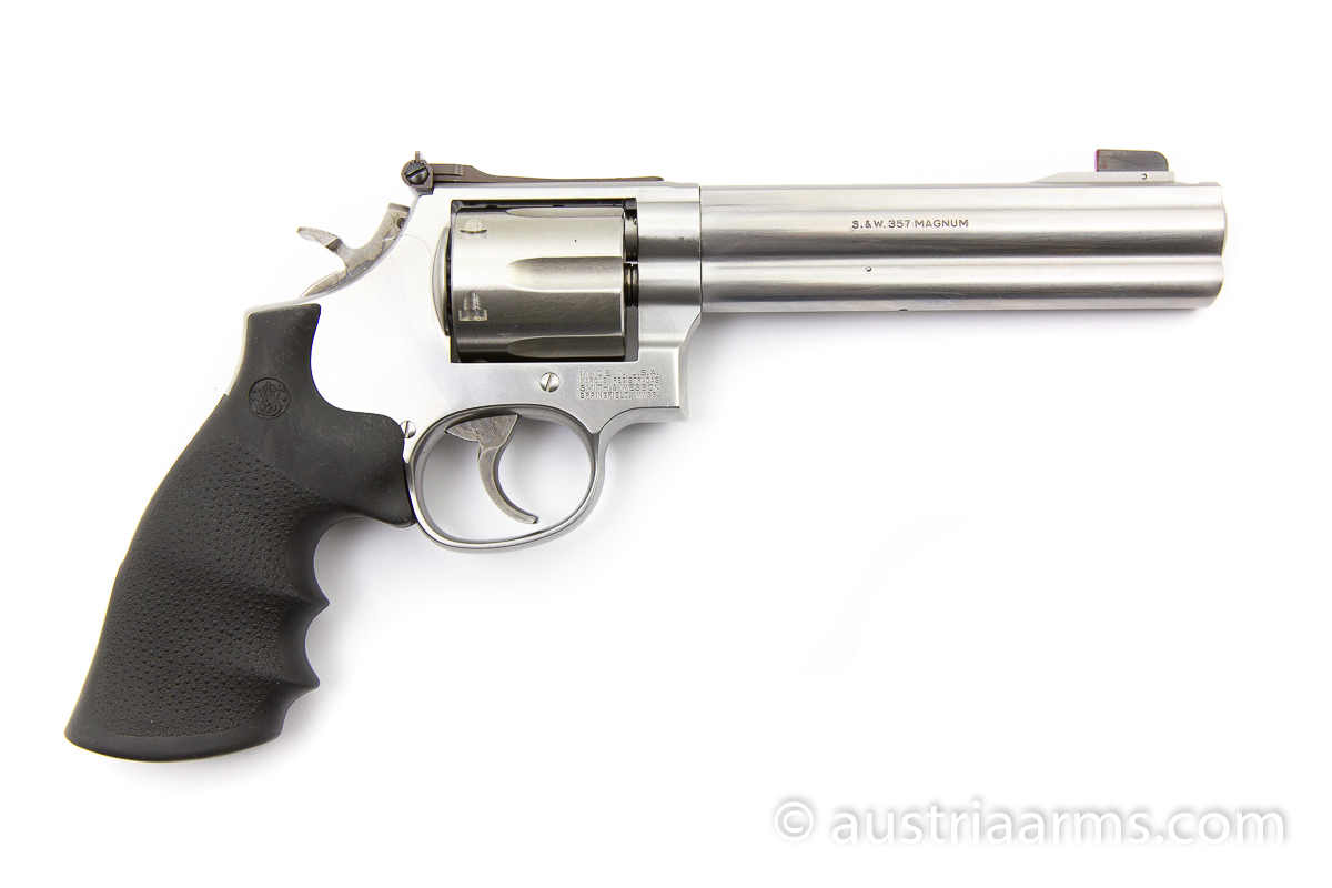 Smith & Wesson 686 Compensator, .357 Magnum - Image 2