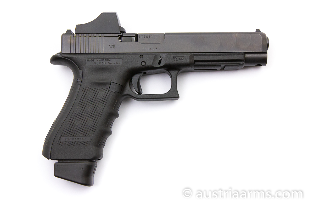 Glock 34 MOS mit Docter Sight, 9 x 19 mm - Image 2