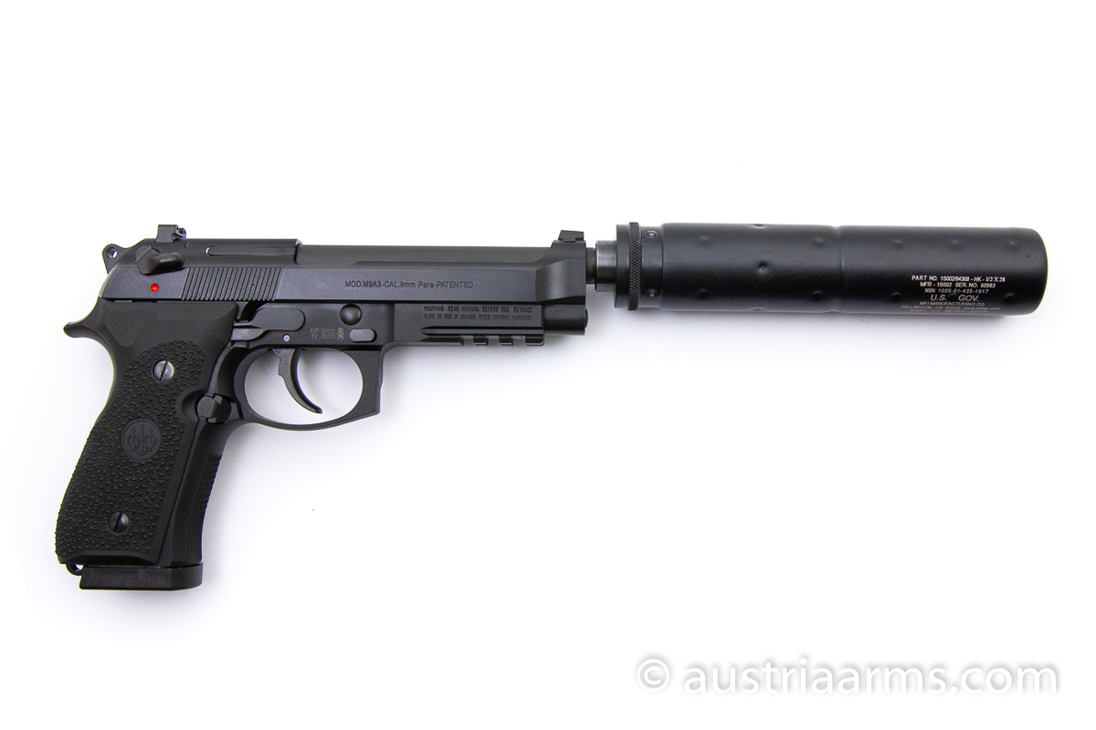 Beretta M9A3 Black, 9 x 19 mm - Image 2