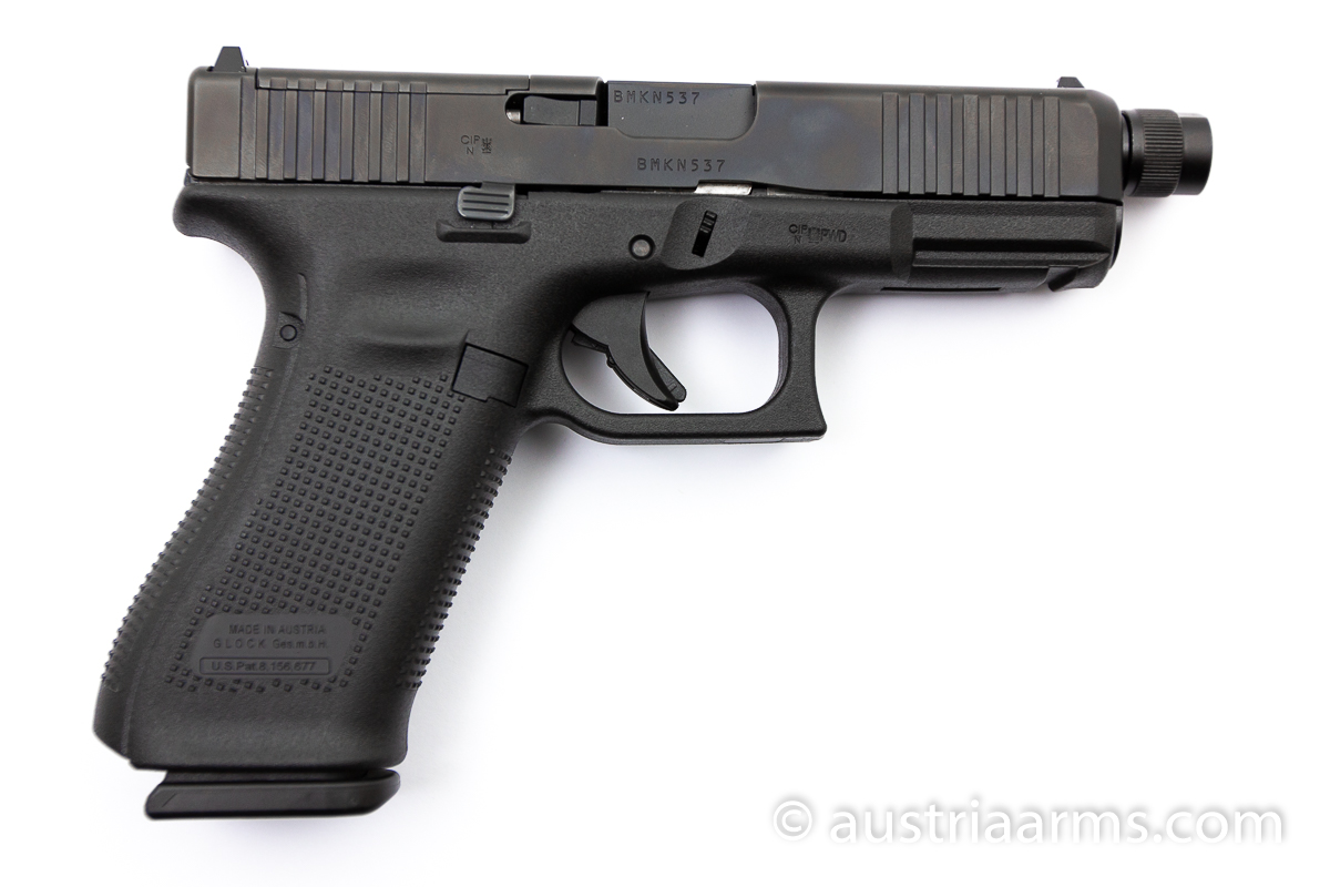 Glock 45 Gen 5 FS, OR/Optics Ready, Tactical Gewindelauf, 9 x 19 mm - Image 2